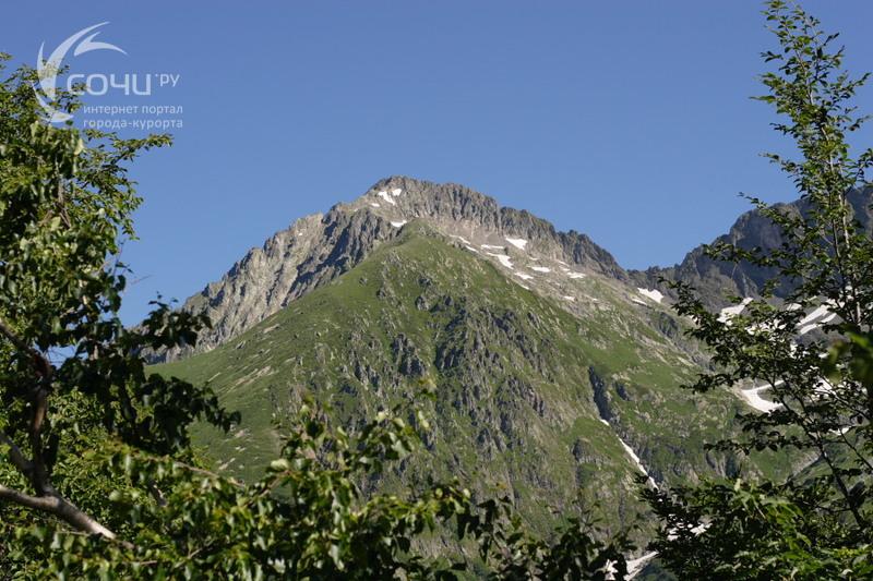 Гора Чугуш - Османова Поляна