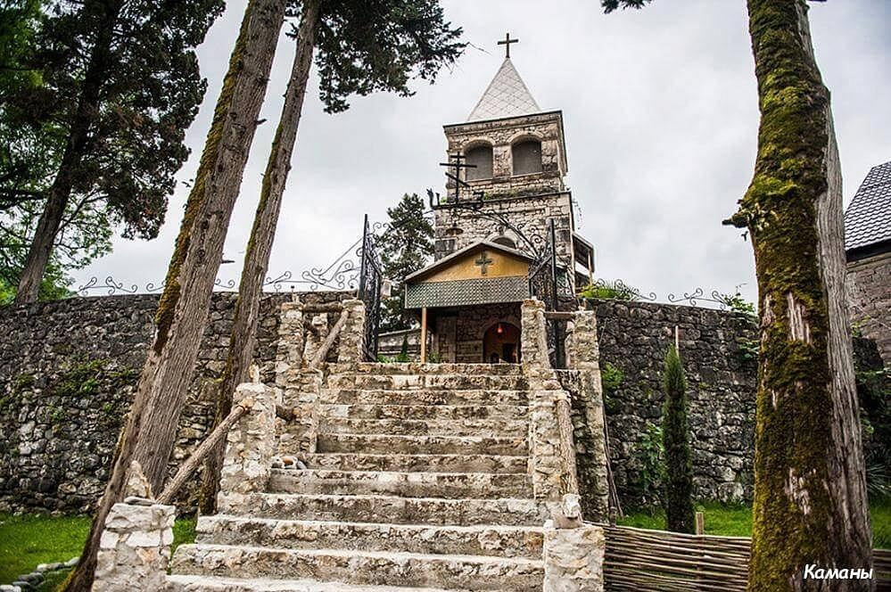 """Экскурсия: """"Православная Абхазия"""""""