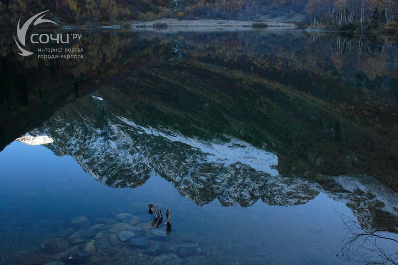 Хребет Грушовый - Энгельмановы поляны - озеро Кардывач - озеро Верхний Кардывач - гора Кутехеку - озеро Синеокое